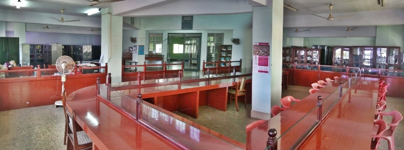 Library Kochi