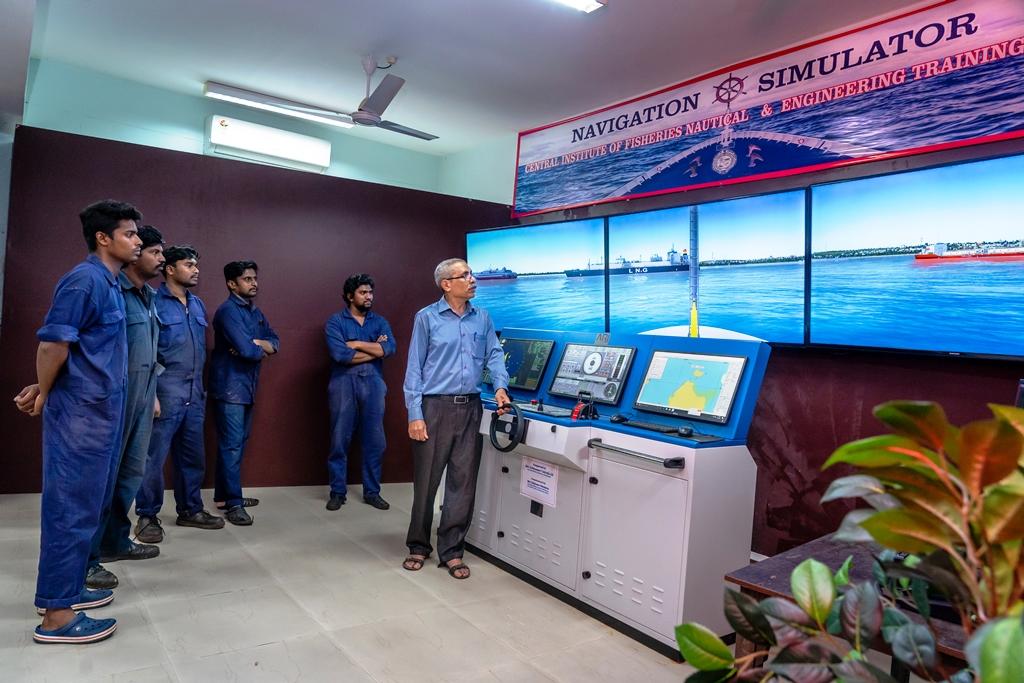 Nav Simulator